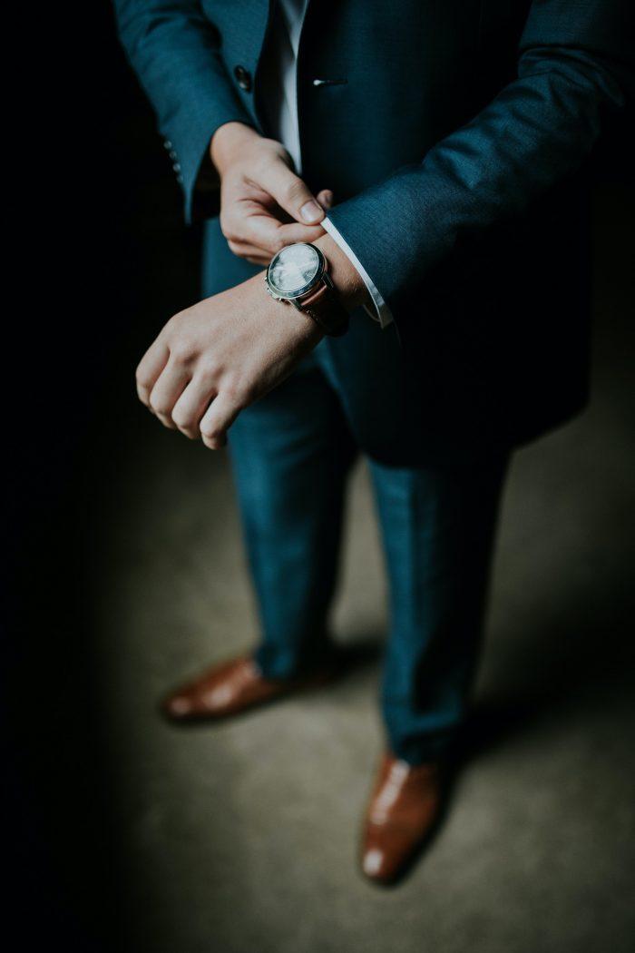 婚約指輪 お返し 時計