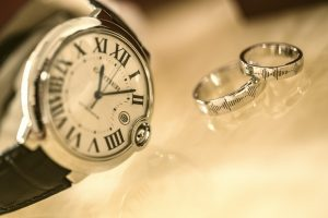 腕時計電池交換修理