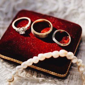 ダイヤモンドの指輪 ネックレス リフォーム