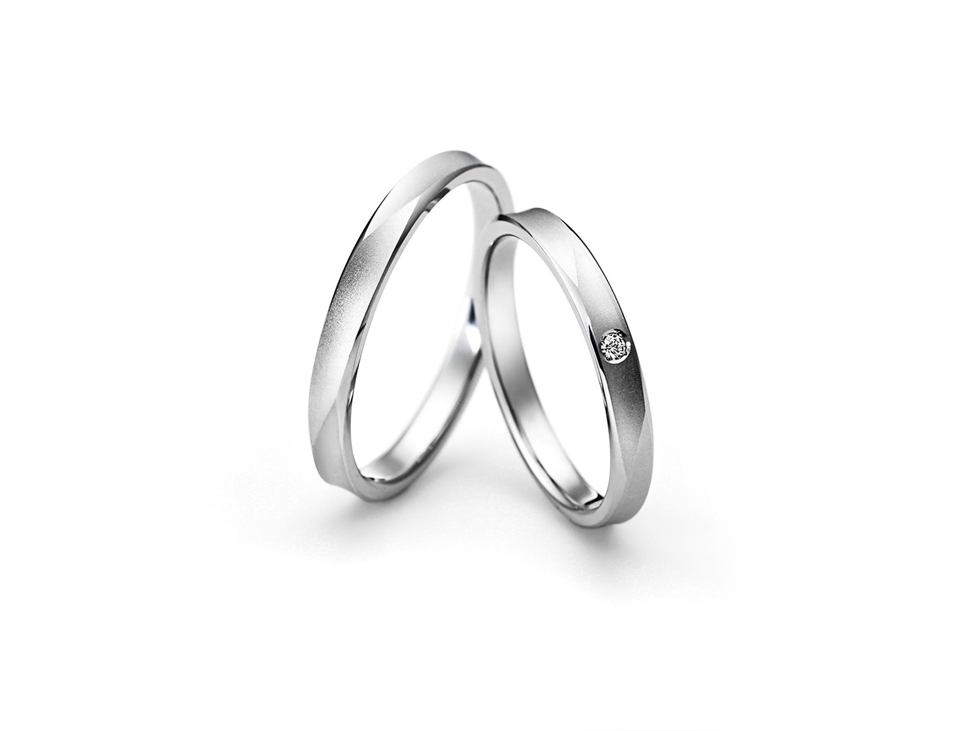 ラザールダイヤモンド結婚指輪