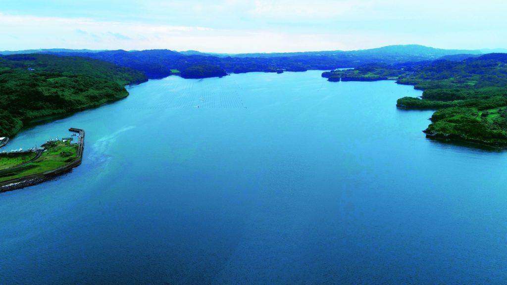 長崎県壱岐は真珠養殖に適した最高の環境