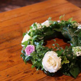 結婚式お花